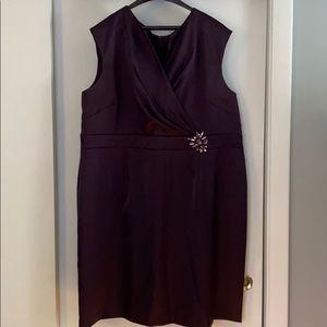 Dress Barn knee length formal dress